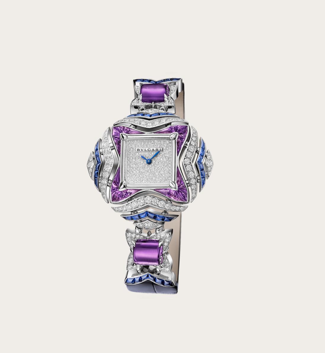 ساعة ميوزا من بولغري Bvlgari