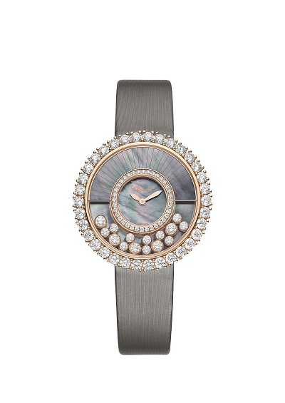 ساعة Happy Diamonds Joaillerie