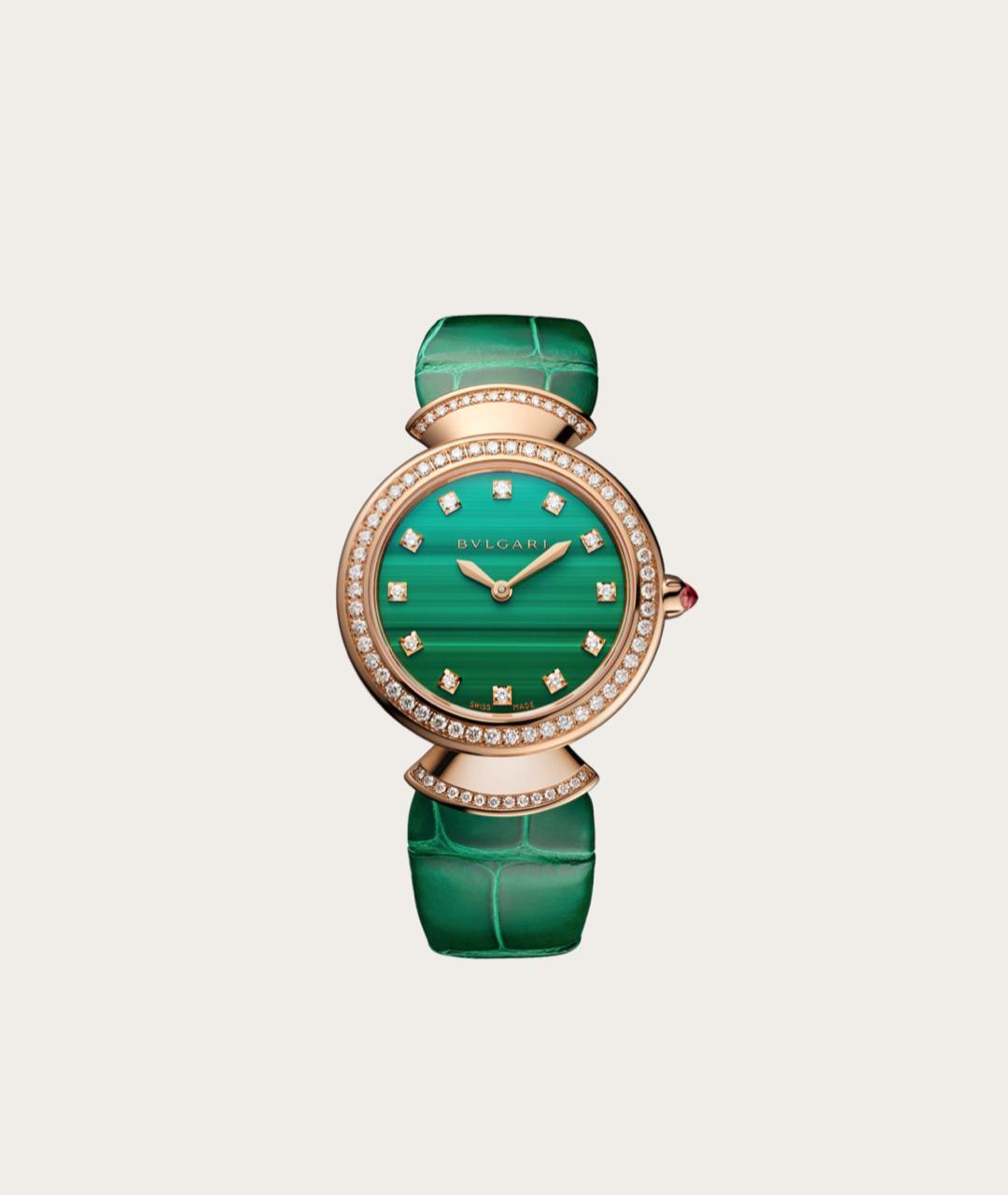 ساعة ديفز دريم من بولغري Bvlgari
