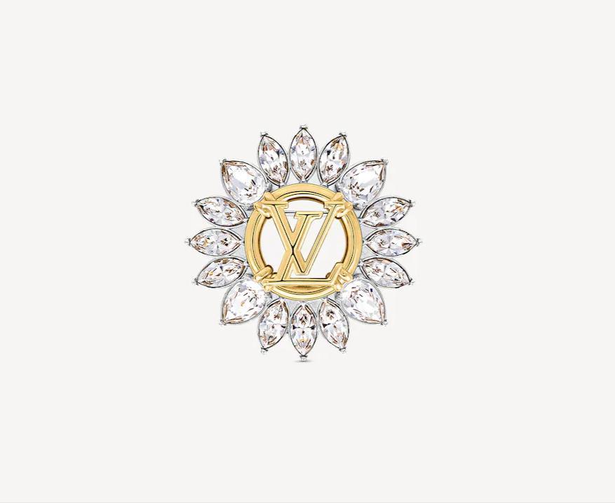 بروش «LV STARLIGHT» من لويس فيتون «Louis Vuitton»