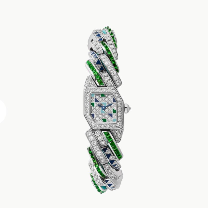 ساعة من مجموعة مايون دو كارتييه«Cartier»