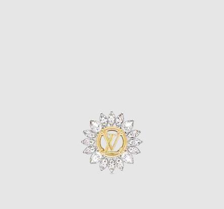 بروش من الكريستال من لويس فويتون Louis Vuitton
