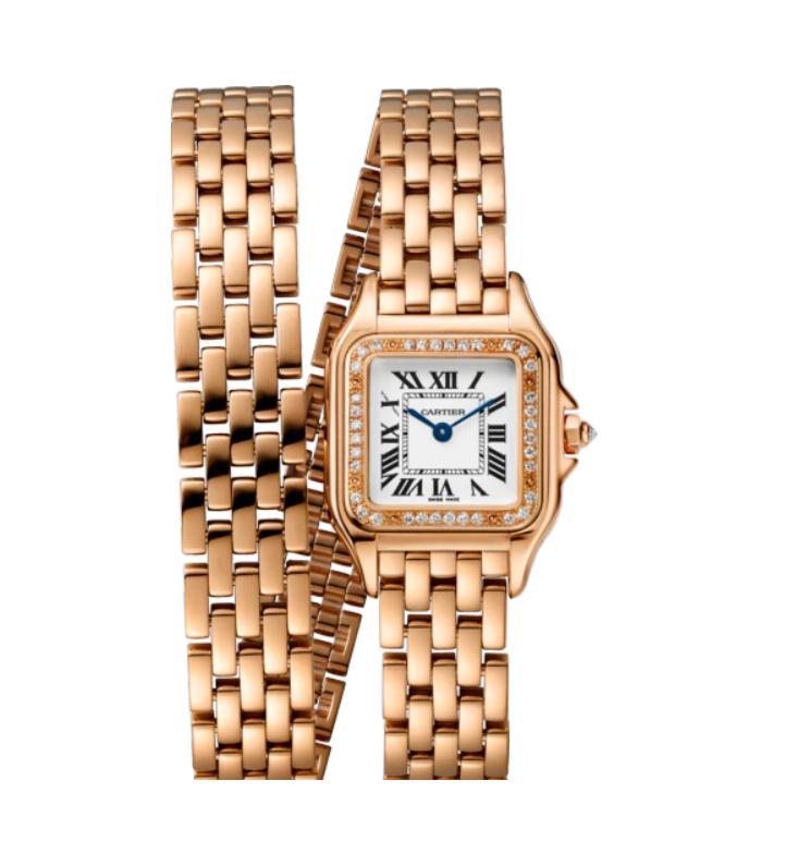 ساعة من كاتييه«Cartier»
