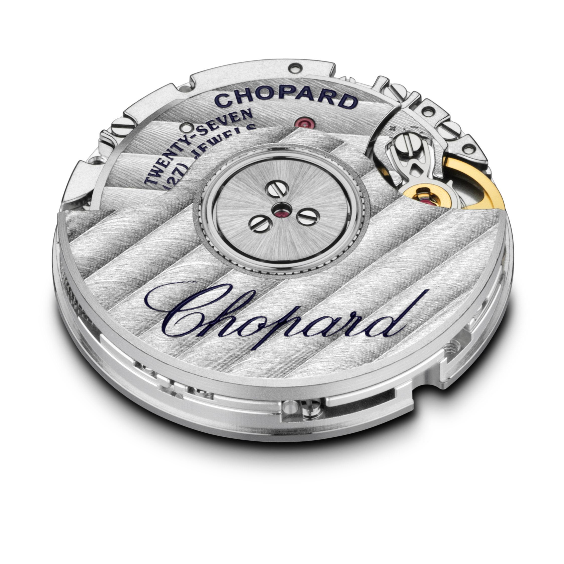 ساعة (Happy Sport the First) من دار شوبارد Chopard بحلة جديدة