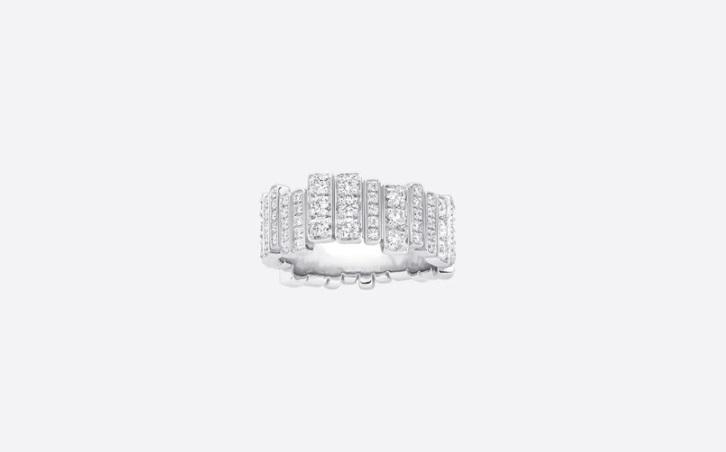 خاتم ألماس من ديور Dior