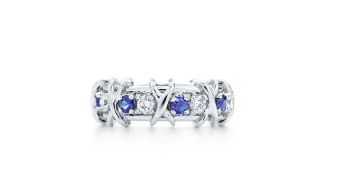 خاتم ألماس من تيفاني أند كو Tiffany & Co