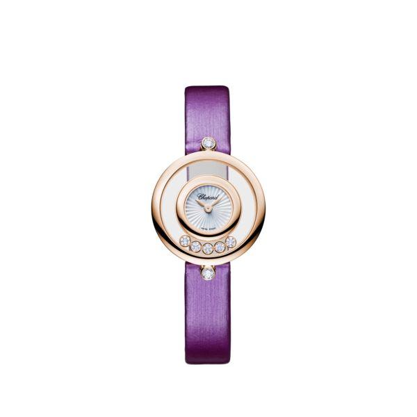 ساعة باللون البفنسجيمن شوبارد Chopard