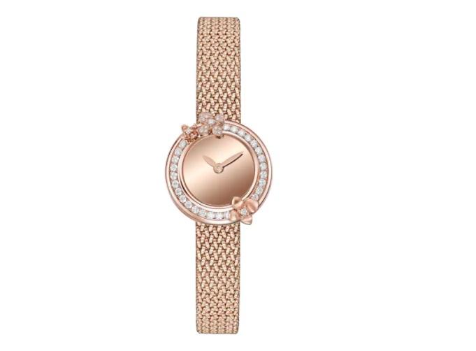 ساعة من الذهب الوردي من شوميه Chaumet