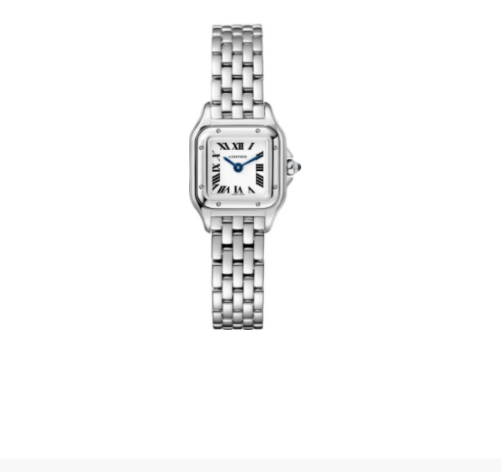 ساعة صغيرة من كارتييه Cartier