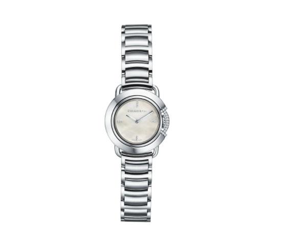 ساعة صغيرة من تيفاني أند كو Tiffany & Co