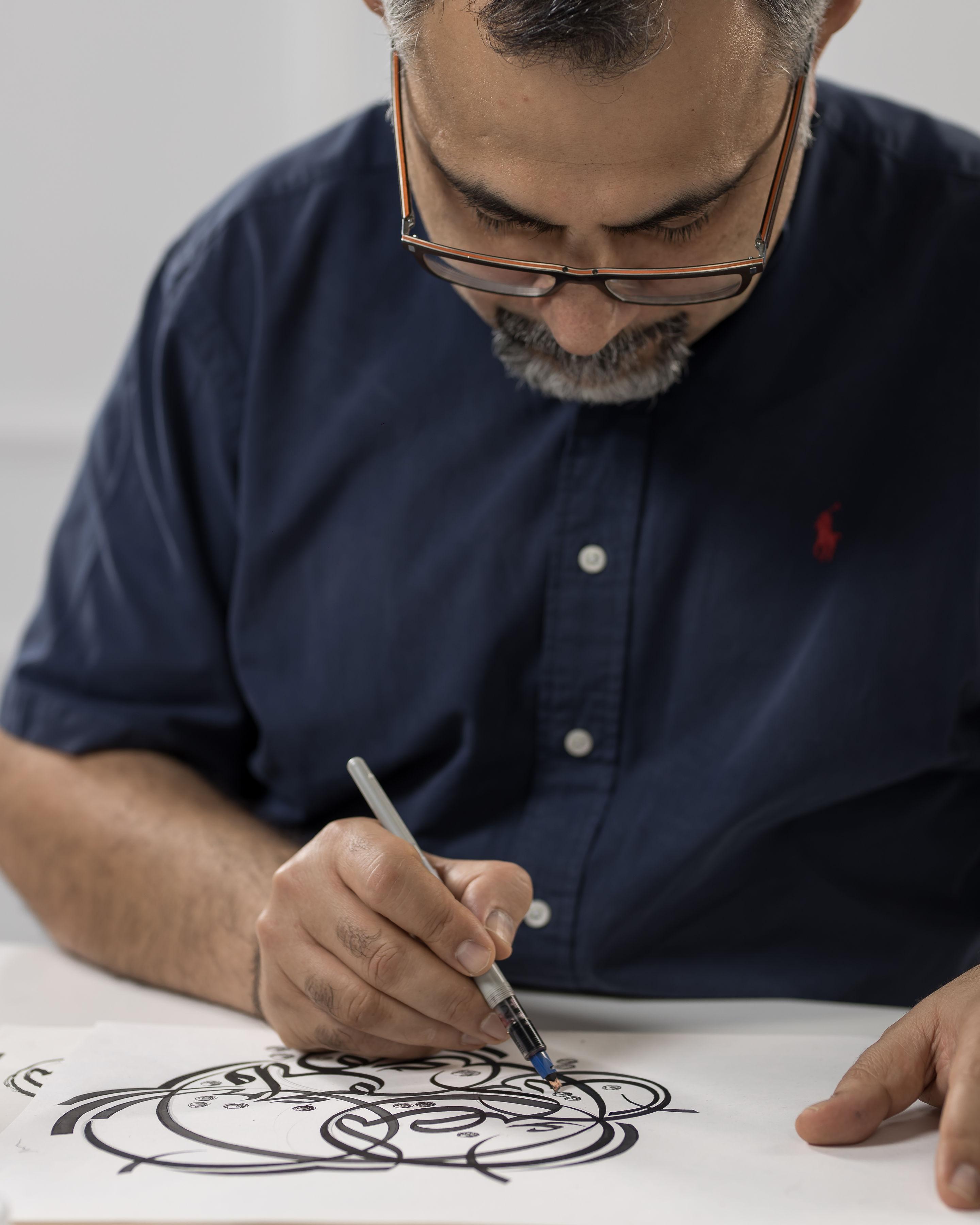 الفنان وسام شوكت