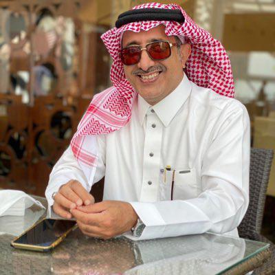 الناشط البيئي ومؤسس رابطة أصدقاء البيئة سعيد عبدالعزيز الناجي