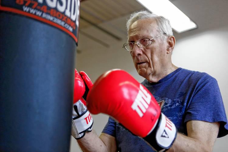 الملاكمة مهمة لمرضى الباركنسون