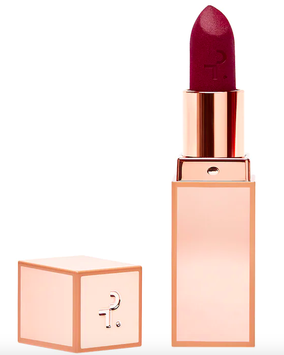 Patrick Ta Matte Suede Lipstick in She Must Be New