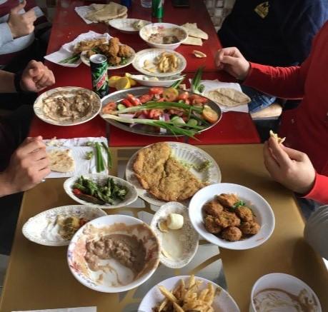 مطعم الشيف المصري