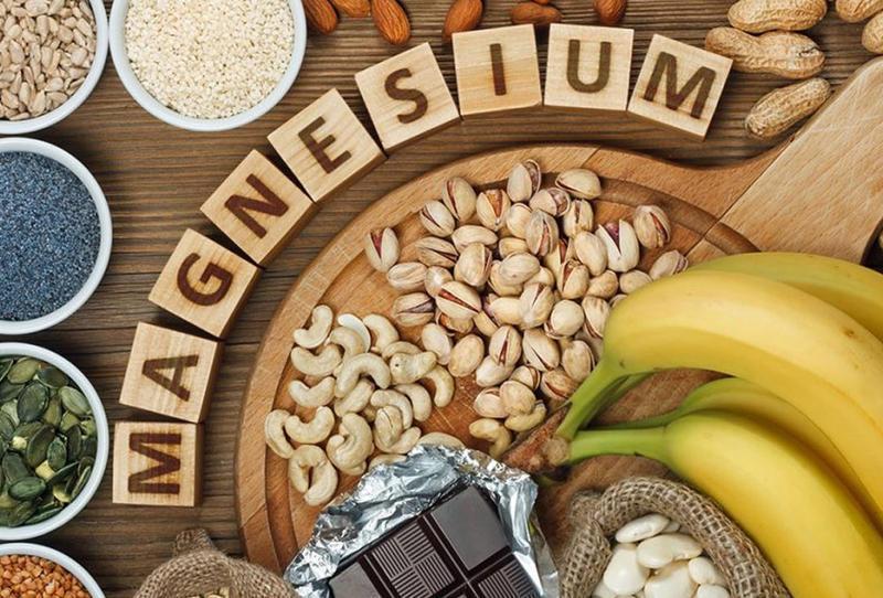 يلعب لمغنيسيوم دوراً في إنتاج الطاقة وبناء عظام وعضلات قوية وصحي