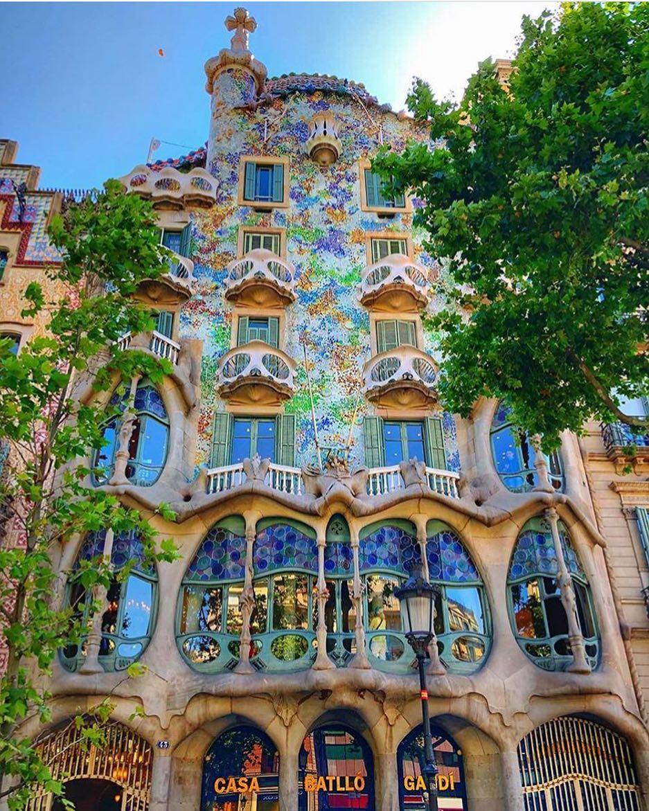 Casa-Batlló أسبانيا