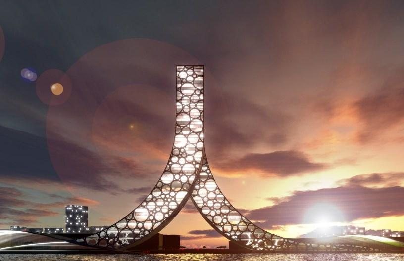 Ren Building -الصورة من موقع JDSA Architects