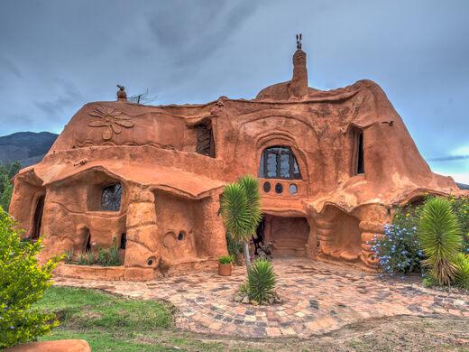 casa terracota -  من موقع atlasobscura