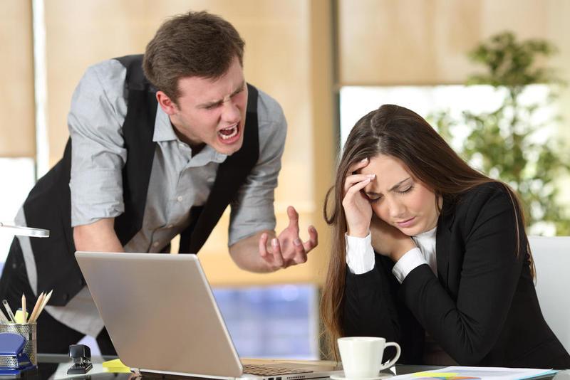 التخوف من زملاء العمل