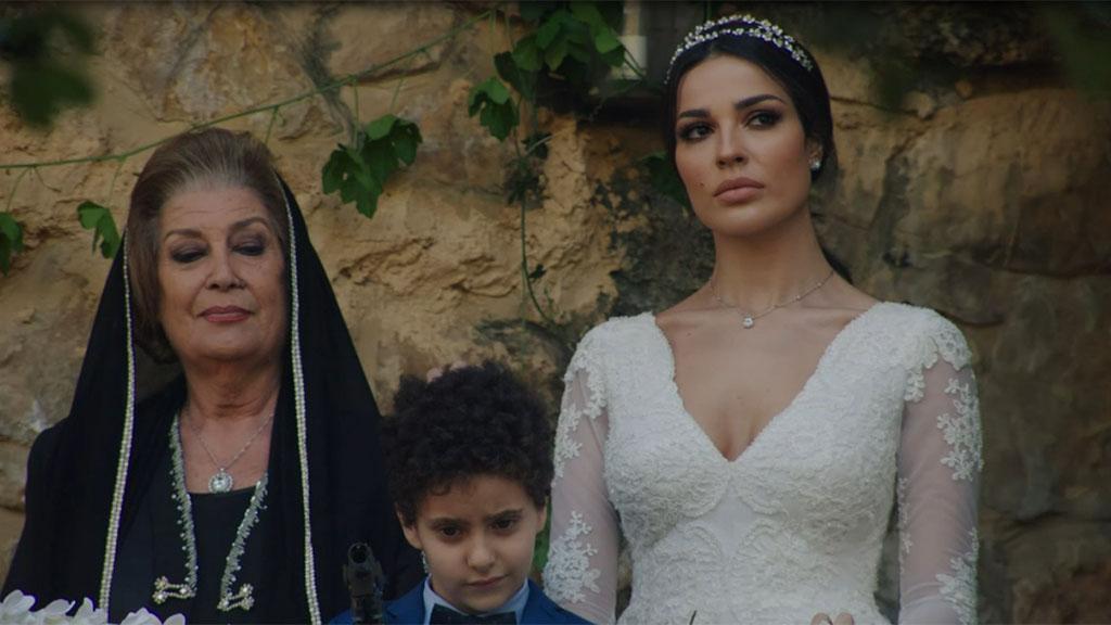 زفاف الممثل تيم حسن ونادين نجيم