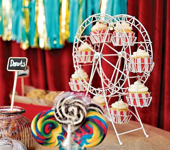 حلوى طاولات الضيوف