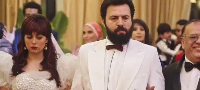 زفاف تيم حسن في مسلسل عائلة الحج نعمان