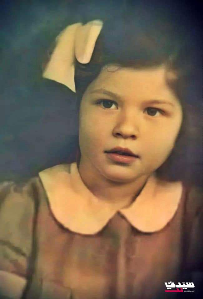 الطفلة شويكار