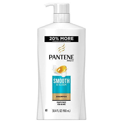 Pantene's Smooth and Sleek