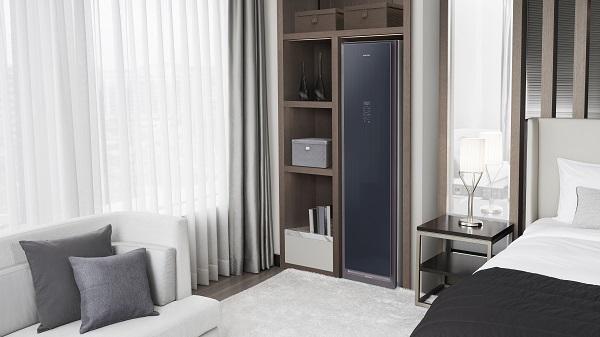الخزانة الذكية AirDresser من سامسونج