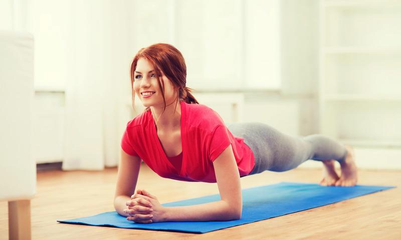 فوائد تمارين الضغط للنساء