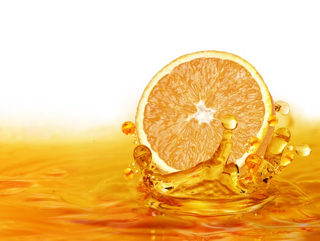 زيت البرتقال للوجه