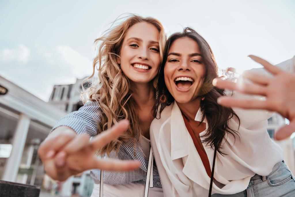 طرق التعامل مع الاصدقاء المزيفون
