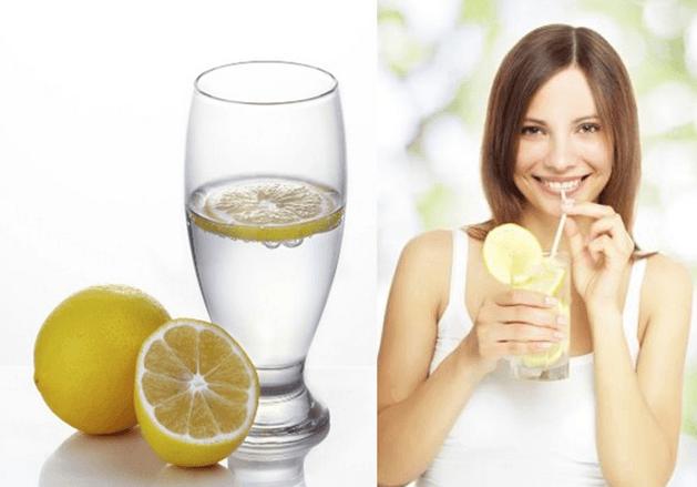 lymwn - فوائد شرب الماء والليمون على الريق للحامل