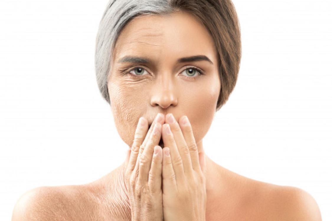 وصفات طبيعية لعلاج الشيخوخة المبكرة