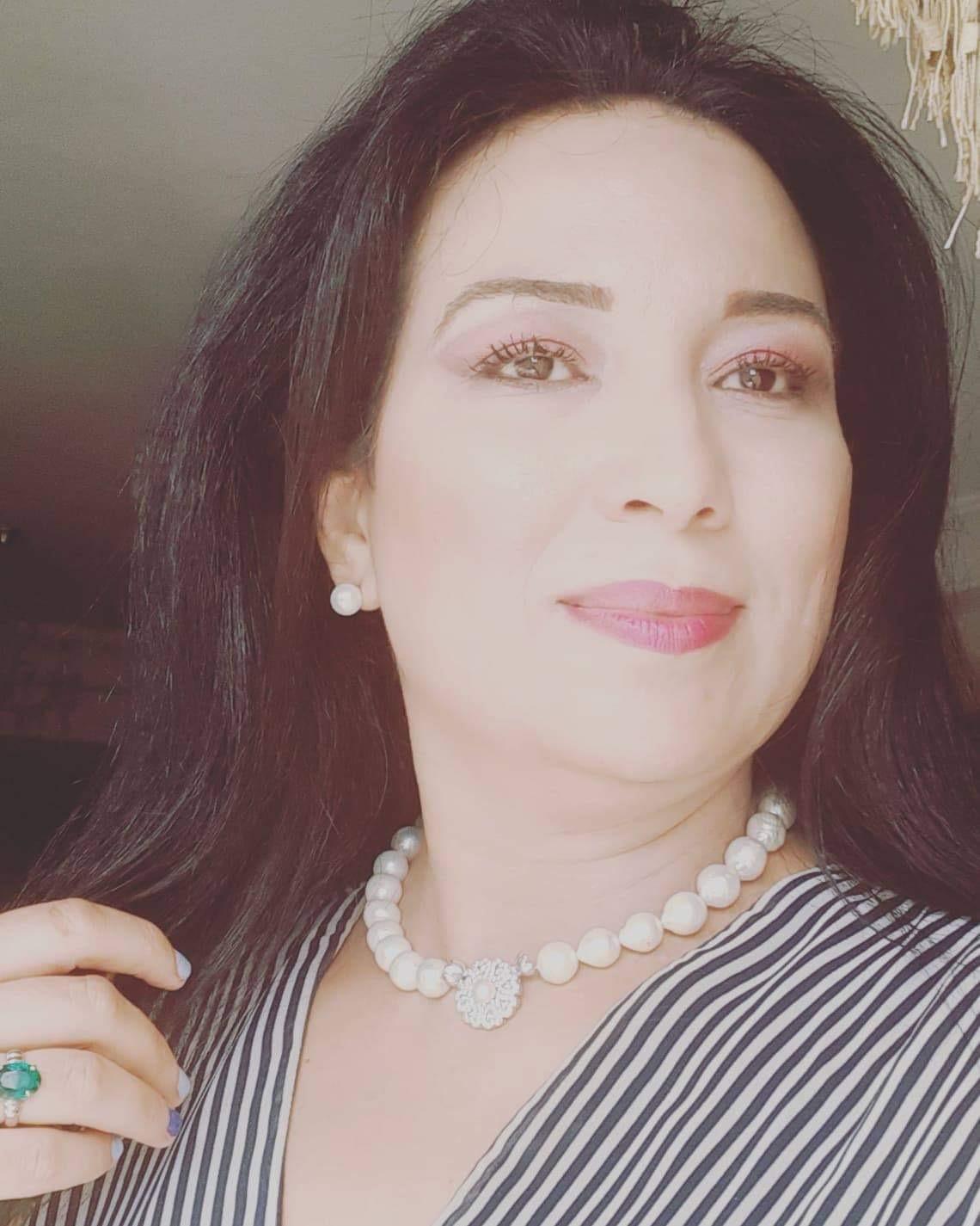 الكاتبة آمال موسى