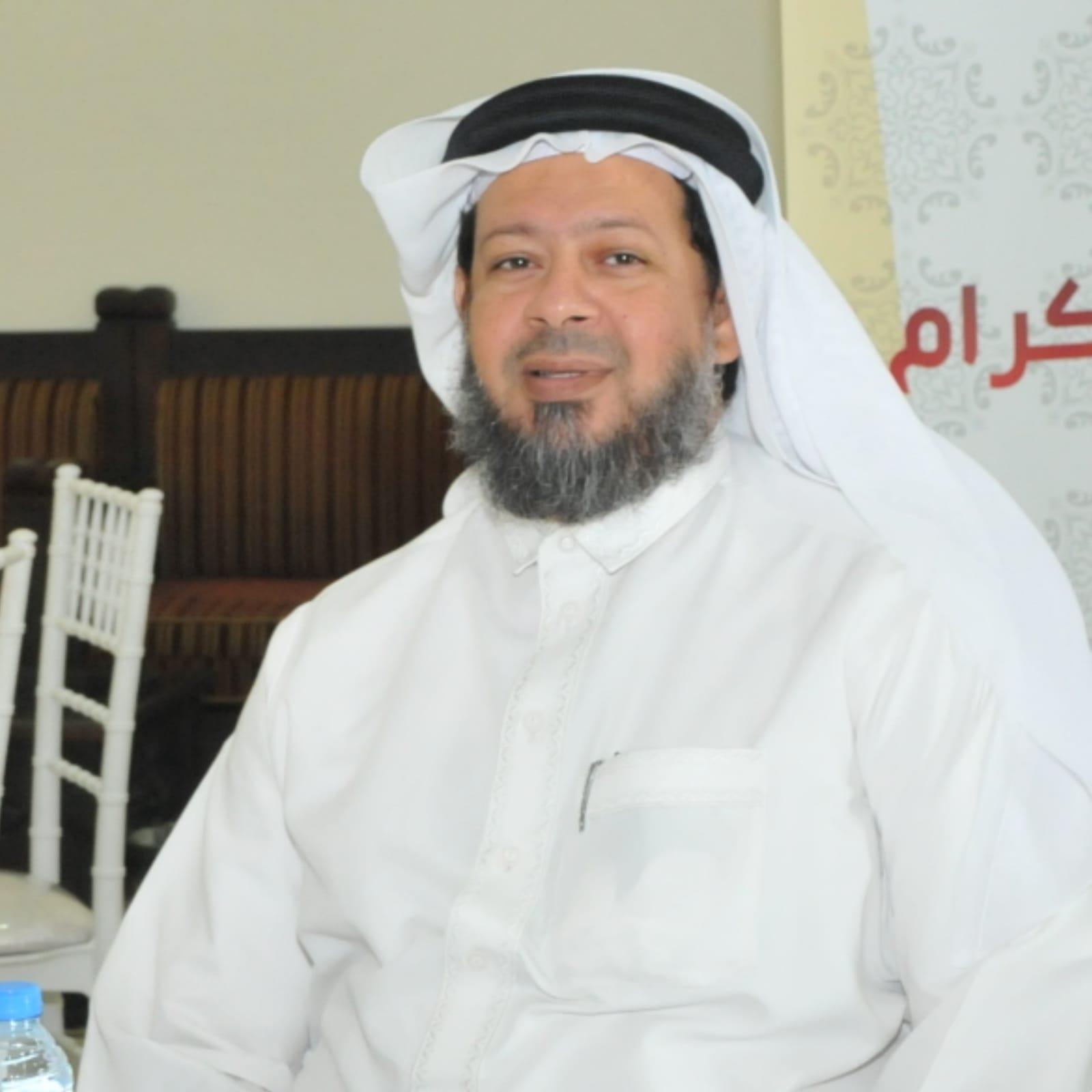 نائب الرئيس التنفيذي الدكتور عبد التاصر الدرزي