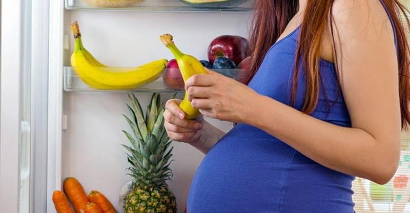 الموز يقوي مناعة الحامل