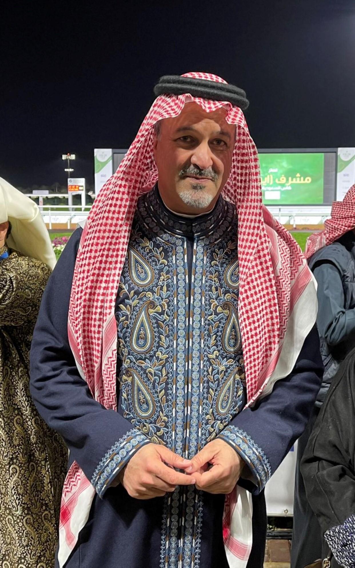 رئيس هيئة الفروسية الأمير بندر الفيصل