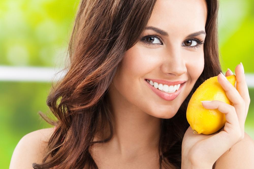 خلطة الكركم والليمون الحامض