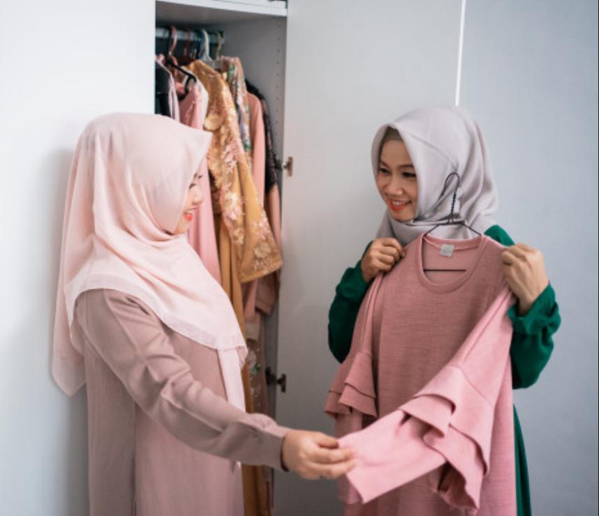 اختيار الازياء مع الحجاب