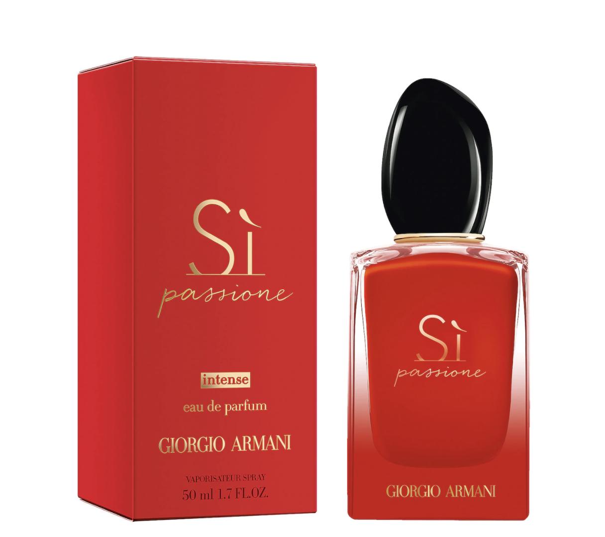 Giorgio Armani Beauty Si Passione Intense Eau de Parfum