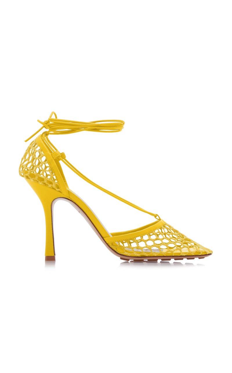 حذاء أصفر من بوتيغا فينيتا