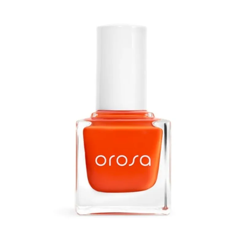Orosa Pure Cover Nail Paint in Clementine