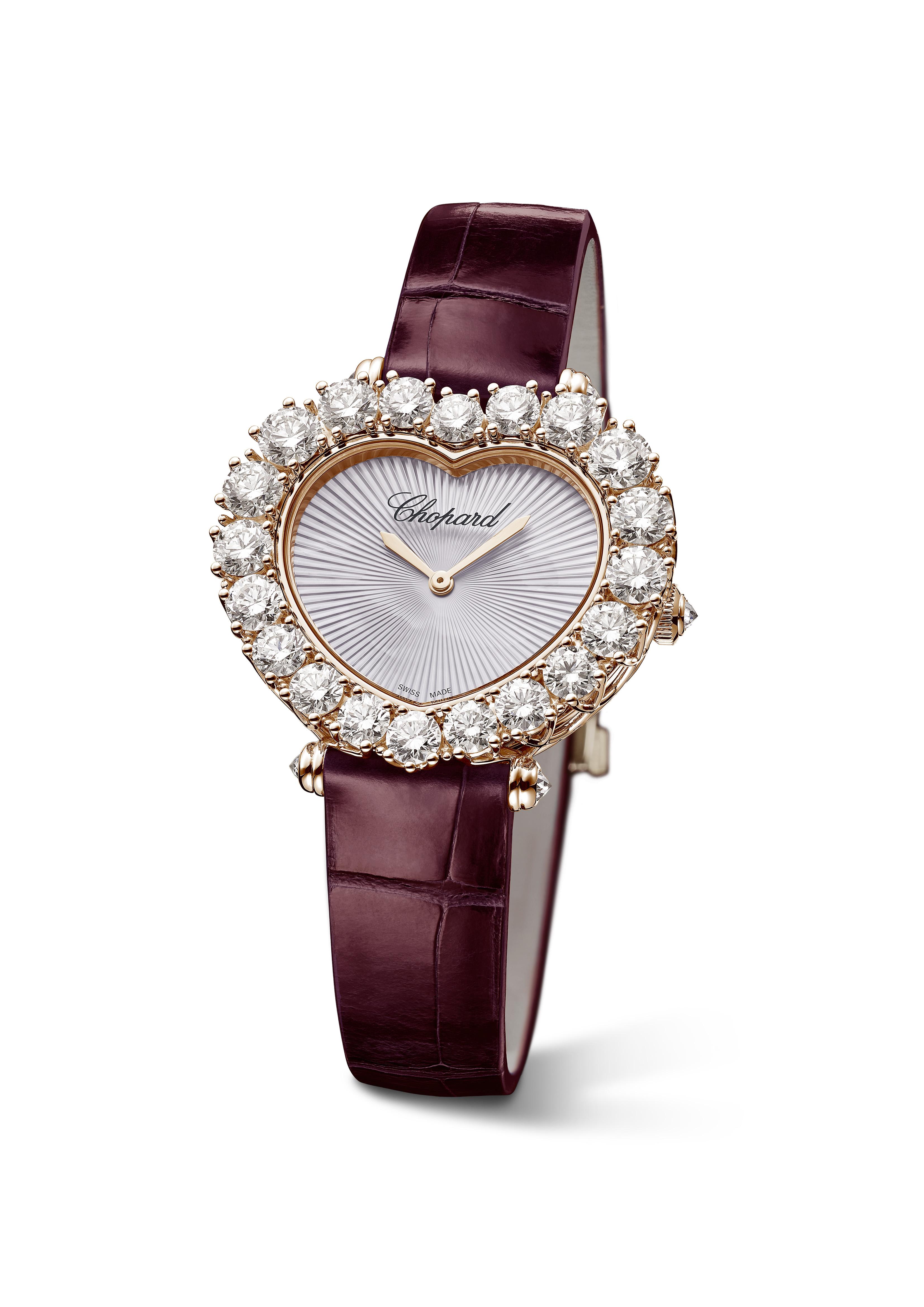 ساعة لور دو ديامانتL'Heure du Diamant  Chopard