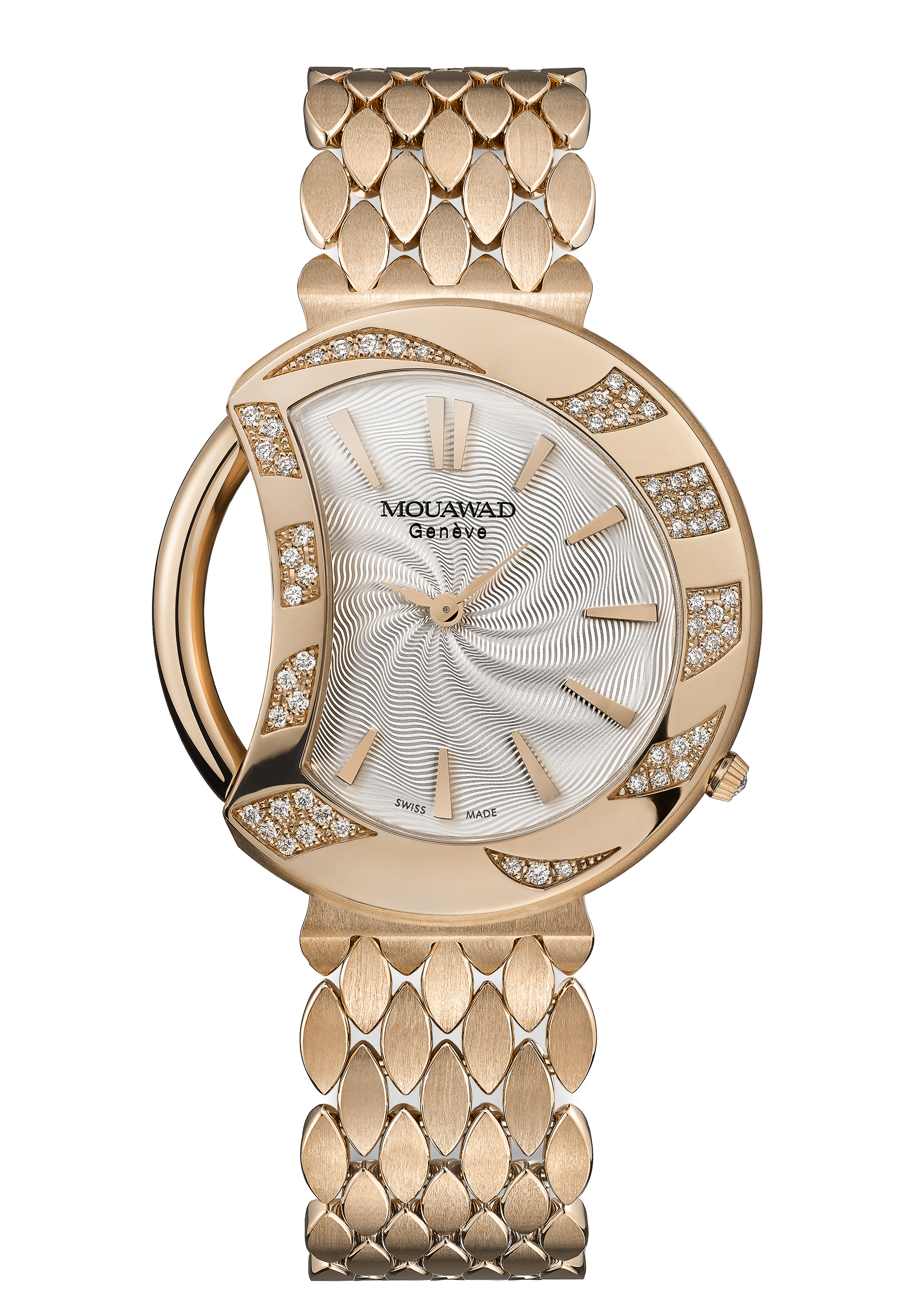 ساعة لا بيجو ديفين La Bijou Divine  Mouawad