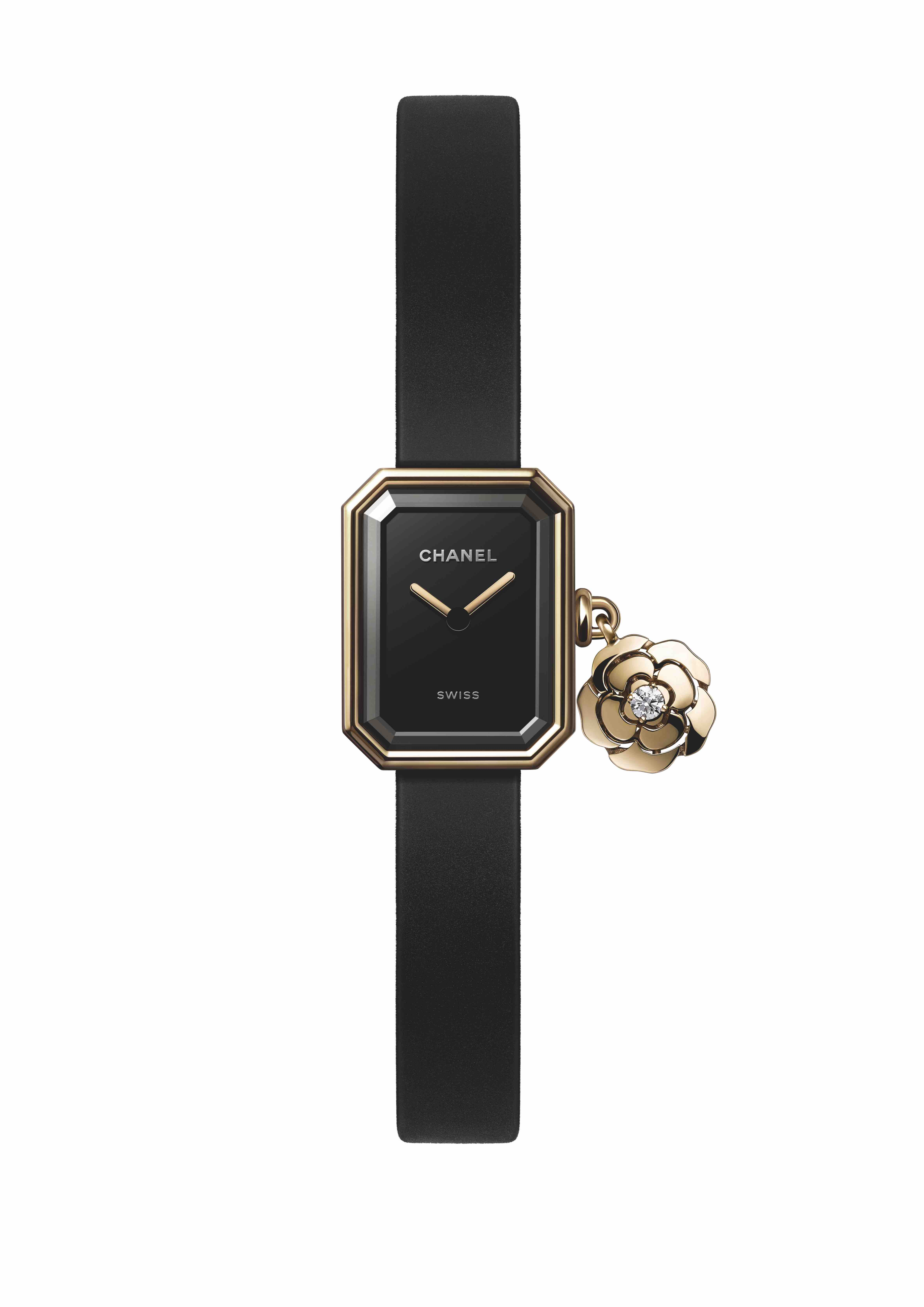 ساعة برميير Première EXTRAIT DE CAMÉLIA  Chanel
