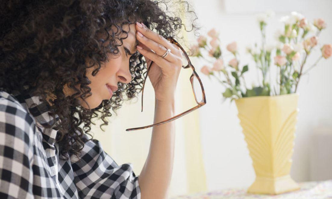 الاكتئاب من أعراض الوهن العصبي