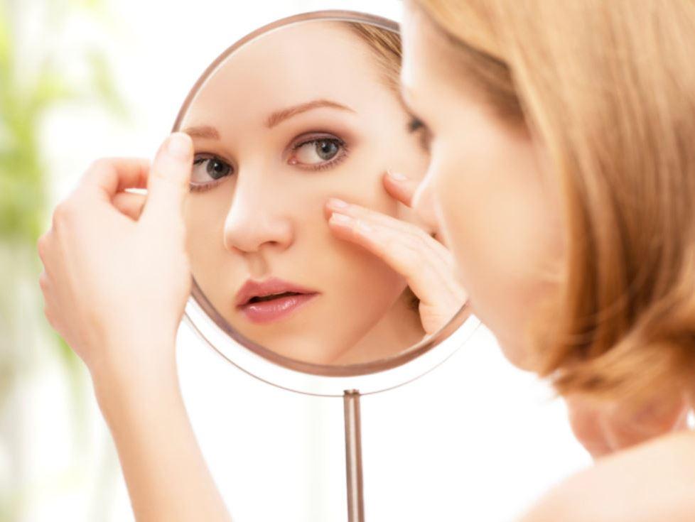 شحوب البشرة من أعراض نقص الحديد في الجسم