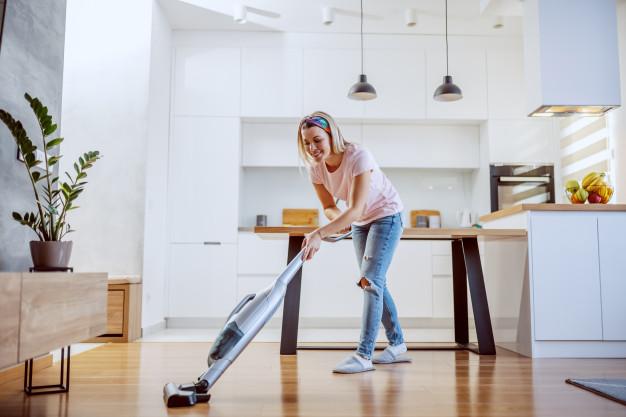 نظافة المنزل اساسية